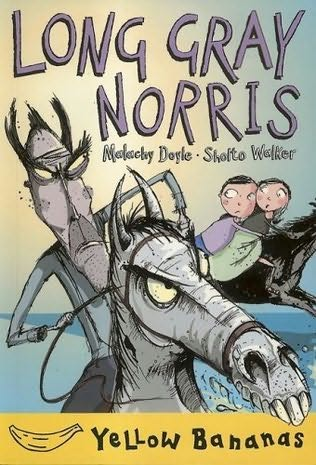 book cover of Long Gray Norris