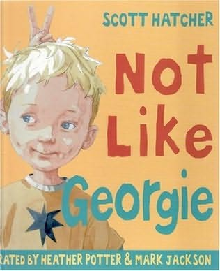 book cover of Not Like Georgie
