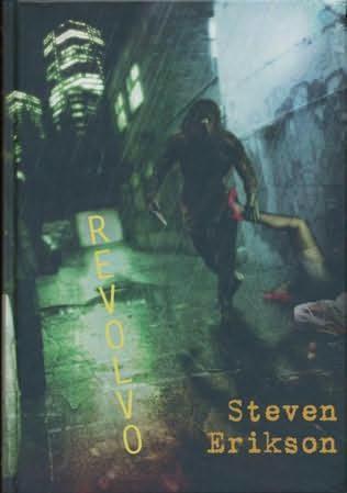 book cover of Revolvo