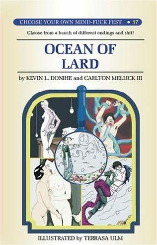 book cover of Ocean of Lard