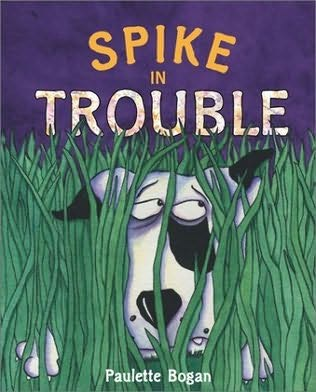 book cover of Spike in Trouble