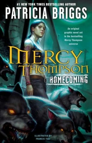 book cover of Mercy Thompson:  Homecoming