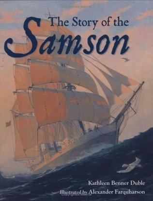 book cover of The Story of the Samson