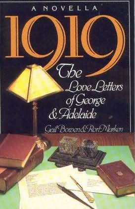 book cover of 1919
