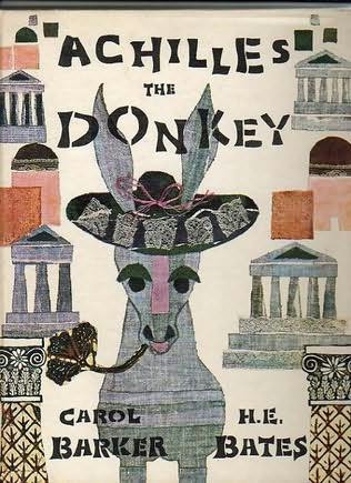 book cover of Achilles the Donkey