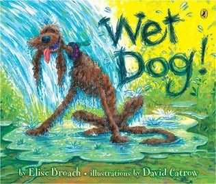 book cover of Wet Dog!