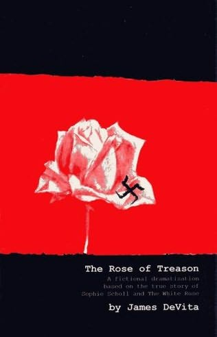 book cover of The Rose of Treason