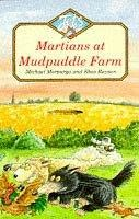 book cover of Martians at Mudpuddle Farm