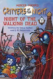 book cover of Night of the Walking Dead Part 2