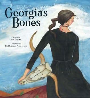 book cover of Georgia\'s Bones