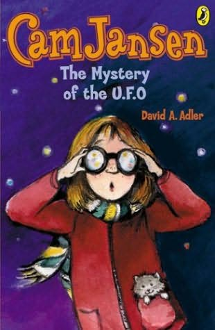 book cover of The Mystery of the U.F.O