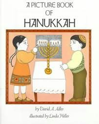 book cover of A Picture Book of Hanukkah