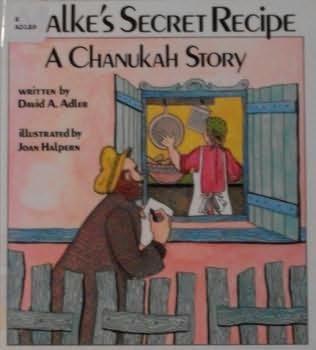 book cover of Malke\'s Secret Recipe