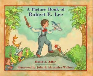 book cover of Robert E. Lee