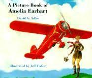 book cover of Amelia Earhart
