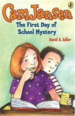 book cover of The First Day of School Mystery