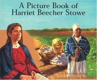 book cover of Harriet Beecher Stowe