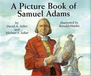 book cover of Samuel Adams