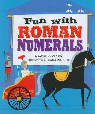 book cover of Fun With Roman Numerals