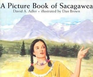 book cover of Sacagawea