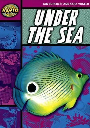 book cover of Under the Sea
