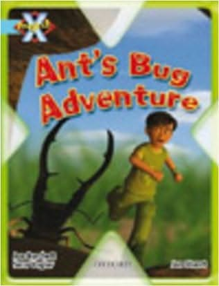 book cover of Ant\'s Bug Adventure