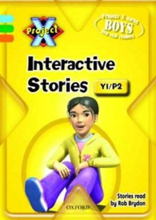 book cover of Interactive Stories