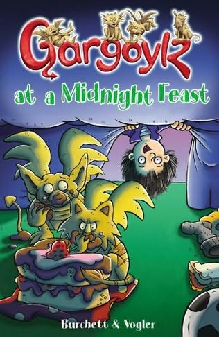 book cover of At a Midnight Feast