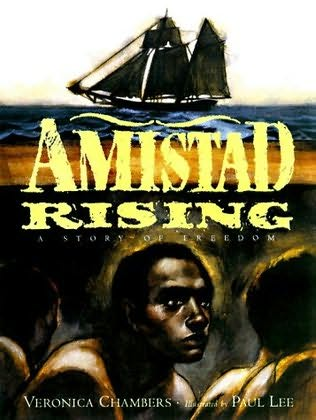 book cover of Amistad Rising
