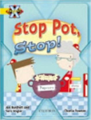 book cover of Stop Pot, Stop!