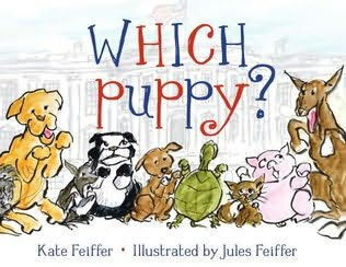 book cover of Which Puppy?