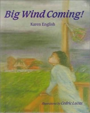 book cover of Big Wind Coming!