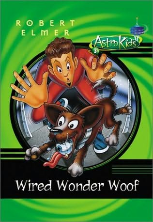 book cover of Wired Wonder Woof