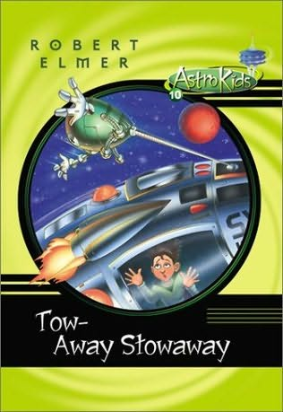 book cover of Tow-away Stowaway