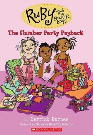 book cover of The Slumber Party Payback