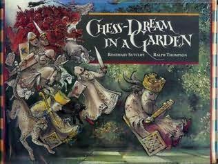 book cover of Chess-dream in the Garden