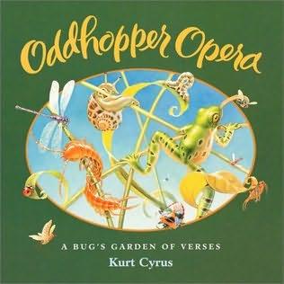 book cover of Oddhopper Opera
