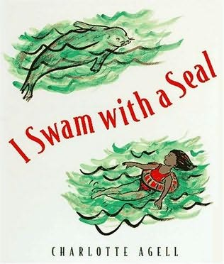 book cover of I Swam with a Seal