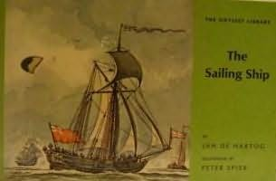 book cover of The Sailing Ship