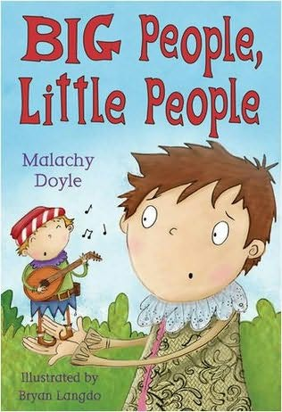 book cover of Big People, Little People