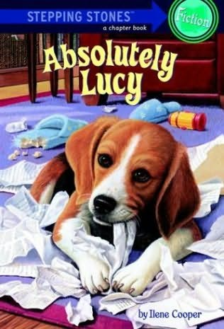 book cover of Absolutely Lucy