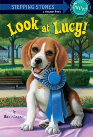 book cover of Look At Lucy!