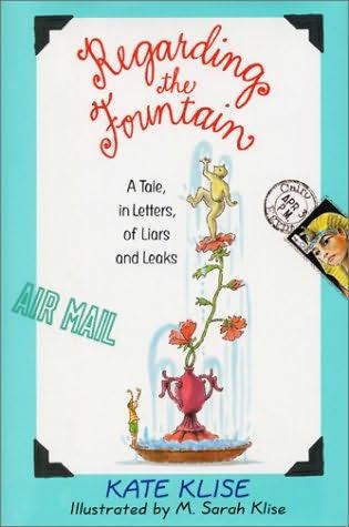book cover of Regarding the Fountain