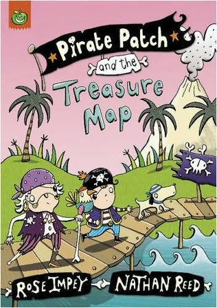 book cover of Pirate Patch and the Treasure Map