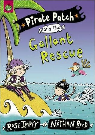 book cover of Pirate Patch and the Gallant Rescue