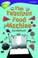 book cover of The Fabulous Food Machine
