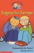 book cover of Bugging Miss Bannigan