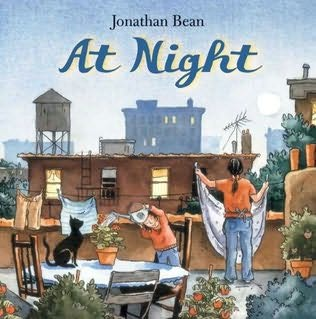 book cover of At Night