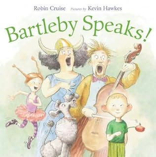 book cover of Bartleby Speaks!