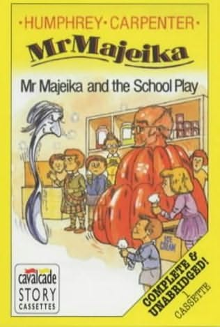 book cover of Mr Majeika and The School Play